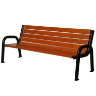 Kovové lavičky