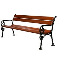 Liatinové lavičky