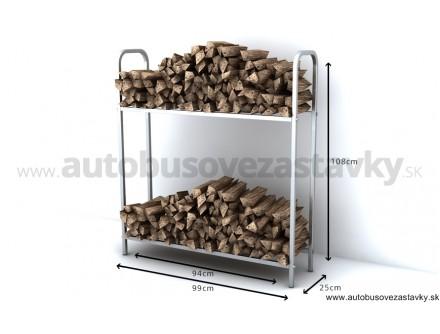 Stojan na palivové drevo M 0,5m3