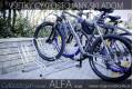 Stojan na bicykle ALFA maxi, 7 miestny