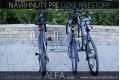 Stojan na bicykle ALFA maxi, 3 miestny