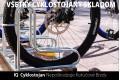 Stojan na bicykle IQ, 2 miestny