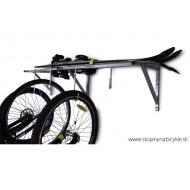Vešiak na 3 bicykle