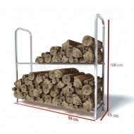 Stojan na palivové drevo M1b 0,5m3