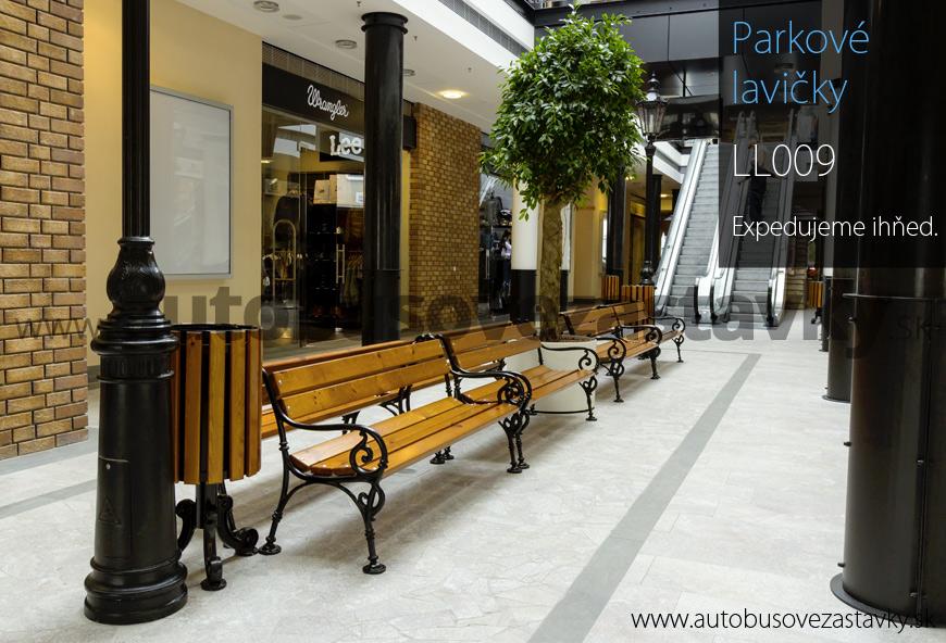 Śiroká ponuka parkove lavicky cena od 110,00,- eur v eshope www.autobusovezastavky.sk