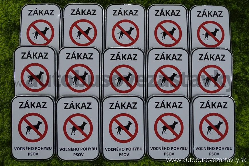 Zakazove-znacky-Zakaz-vencenia-psov-cena-od-12,70-eur