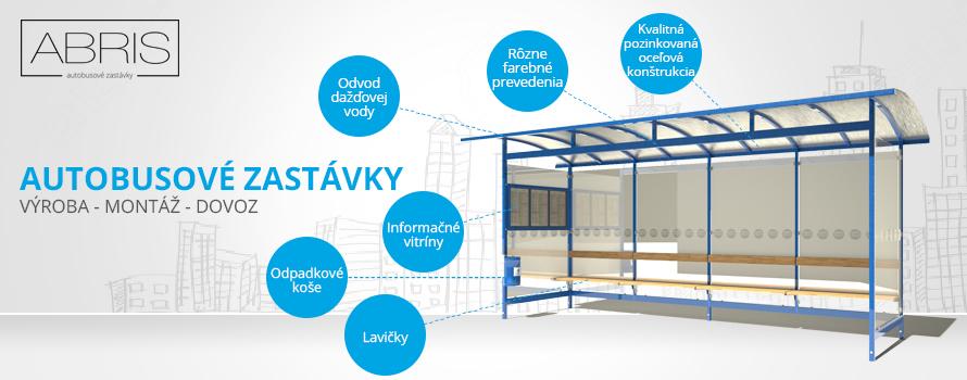 Vyrobíme vám kvalitne autobusove zastávky, fajčiarke prístrešky a ďalšie vybavenie lavičky, informačné vitríny pre mestá a obce.